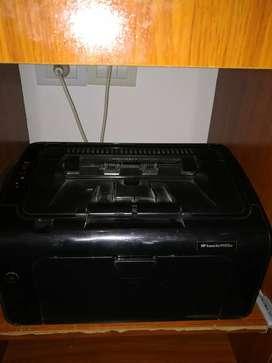 HP Láser P1102w wifi