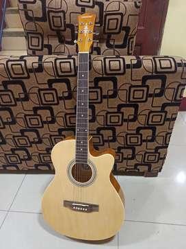 Guitarra nueva pilas
