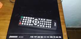Reproductor de Dvd Amwood Aw2000