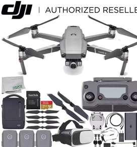 DRONE DJI MAVIC 2 ZOOM  KIT FLY MORE COMBO 3D VR