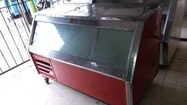Congelador para pollo o pescado