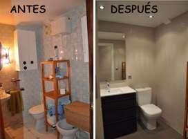 Remodelacion de Baño completos