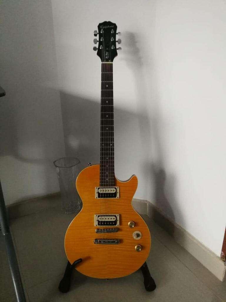 Combo Guitarra eléctrica Special edition Slash II  Pedalera  Amplificador 0