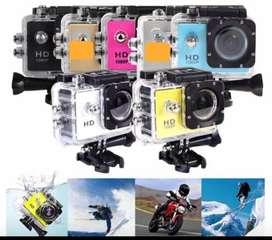 cámara sport HD