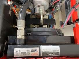 Máquina productora de energía HIDRÁULICA