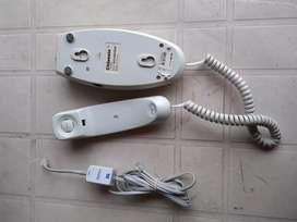 Teléfono fijo de mesa