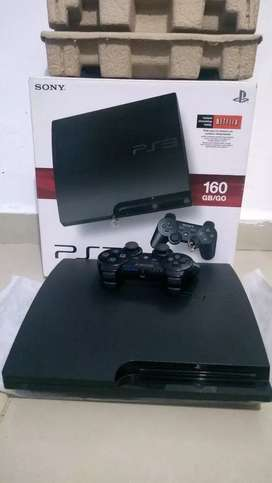 Play 3 slim de 160 gb