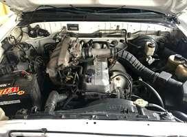 Mazda bt50 4x4 2011 en muy buen estado