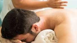 Masajes de descanso y reductor