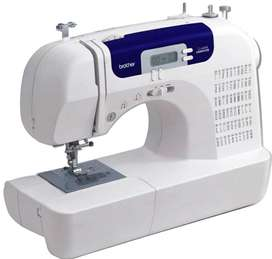 Maquina D Coser Brother Model cs6000i Puntada Quilting