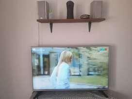 """Tv LG 43"""" (no es smart) excelente estado como nuevo!"""