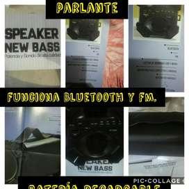 Parlante Stereobox