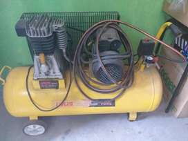 Compresora 3HP  100 litros