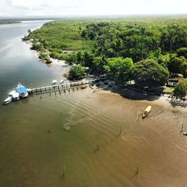 Marina para barcos en Brasil