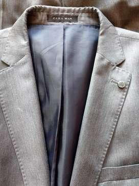Terno para Caballero Marca Zara Lana