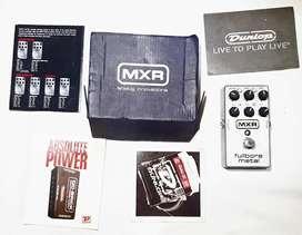 Pedales MXR y electro Harmonist para guitarra eléctrica