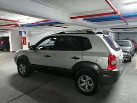 Hyundai Tucson 4x4 año 2008