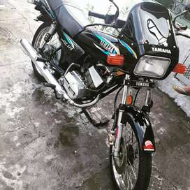 Vendo Yamaha 115
