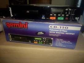 Compactera Profesional Gemini Cd110