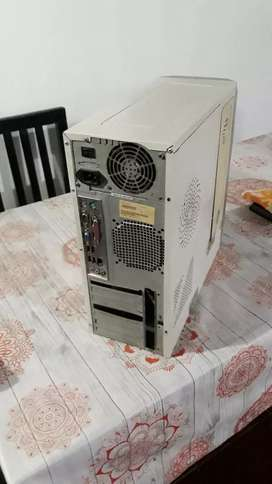 Vendo PC sin monitor a $5009
