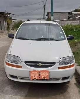 Vendo auto aveo family año 2012