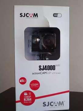 Cámara SJCAM Sj4000 full HD WIFI segunda mano  Villas De Andalucía