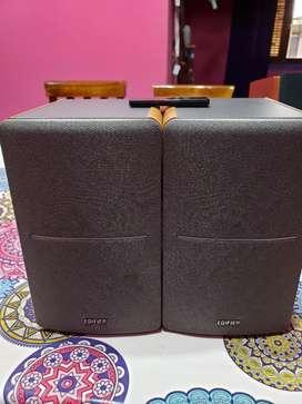 Parlantes EDIFIER 1280T IMPECABLES, no permuto, precio negociable