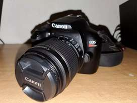 Canon Rebel T6 wi-fi y Bt Profesional