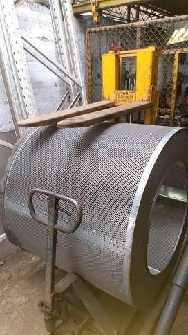 Zaranda giratoria diámetro 131cm