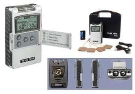 Electroestimulador Muscular Digital Tens 7000 Amplitud Pulsos frecuencia Curvas Variables Fisioterapeutico Pro