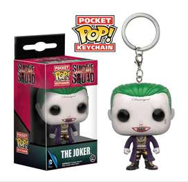 Funko Pocket Pop Keychain Llavero Joker original