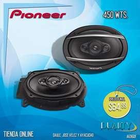 Parlante Pioneer Para Carro 450 Wts 6x9