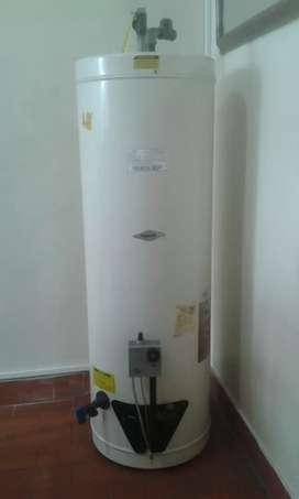 Vendo calentador acomulador de agua a gas de 20 galones