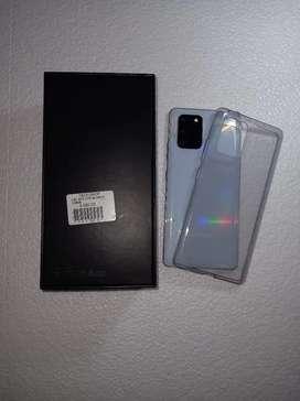 Vendo o Cambio Samsung galaxy s10 Lite com1o nuevo
