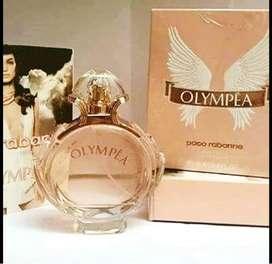 Perfumes importados.