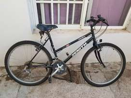 Bici rodado 26 de mujer