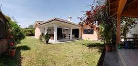 Casa Una Sola Planta Tumbaco - Urbanización - 3 Dorm. Venta