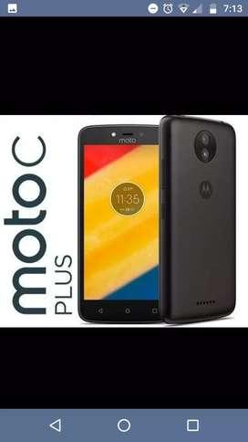 Motorola c plus.