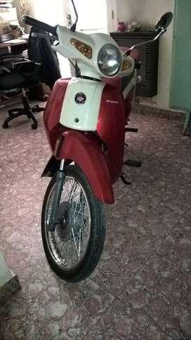 vendo moto Gilera Pronto impecable!!!