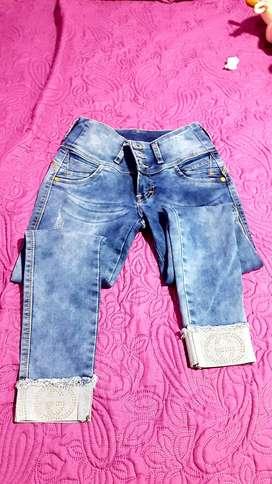 Pantalon Jeans strech de segunda