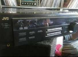 Amplificador sonido JVC RX6020V Audio Video