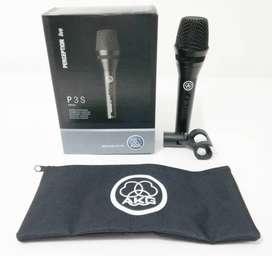 Microfono AKG Profesional