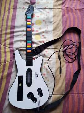Guitarra huskee para Xbox 360