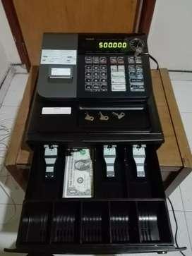 Se vende caja registradora CASIO PCR-T280