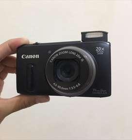 Cámara Canon 4.3v- 12.1 MP