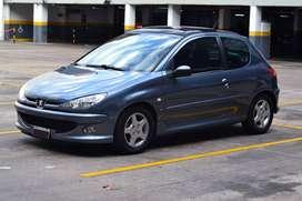 Peugeot 206 3Ptas. 1.6 XS