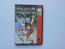 Legend of Lemnear, anime DVD