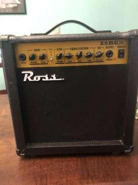 Amplificador Ross 25Rg P Guitarra Electr