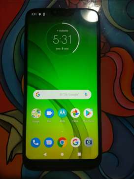 Celular Motorola G7 power libre