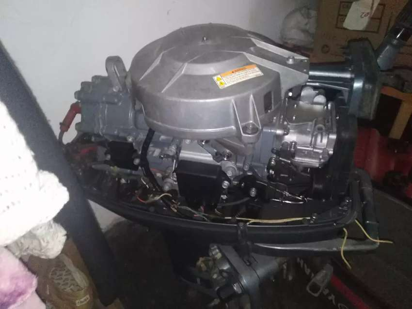 Motor 40 yamaha de pasador 0